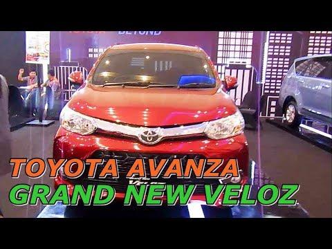 Grand New Avanza Youtube Agya G Manual Trd 2018 Toyota Veloz Interior Exterior Walkaround At Iims