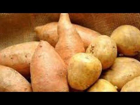 Топинамбур вместо картошки - Jerusalem artichoke instead of potatoes