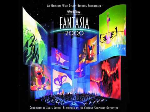 Fantasia 2000 OST - 06 - The Sorcerer's Apprentice
