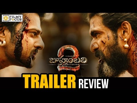 Thumbnail: Baahubali 2 Trailer Review | Bahubali 2 The Conclusion Trailer | Prabhas | Rana | Rajamouli
