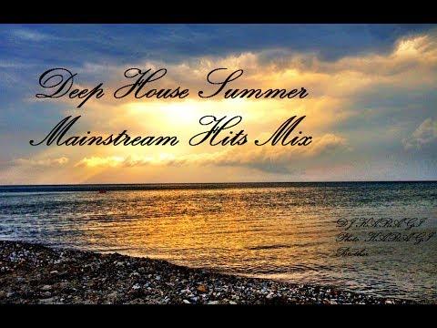 Deep House Summer Mix - Best Mainstream Hits - YouTube