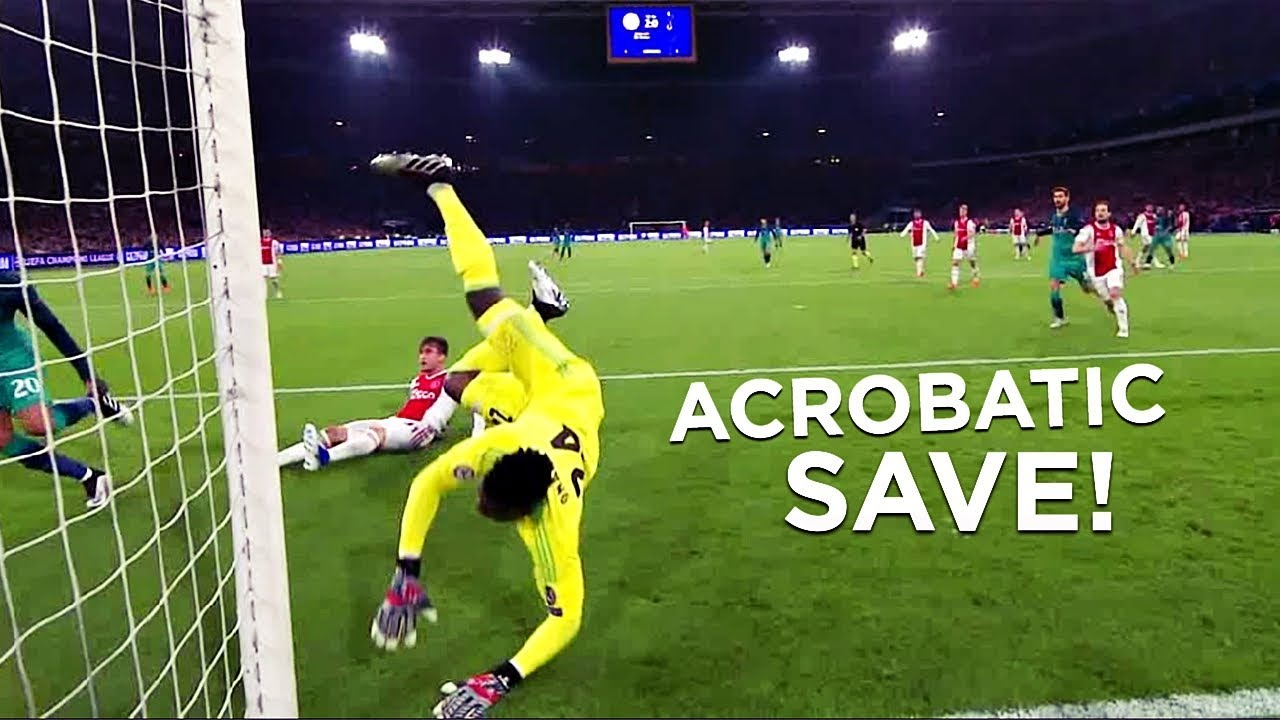 Best Goalkeeper Saves • Champions League 2019   HD - YouTube