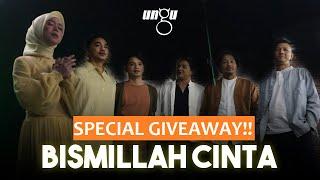 Download GIVEAWAY 20M VIEWS!!! - Vlog Pembuatan Video Bismillah Cinta Ungu & Lesti