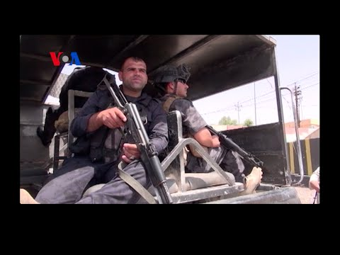 On Patrol with Kurdish Forces in Iraq (VOA On Assignment Aug. 29, 2014)