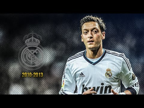 Mesut Özil - The Silent Wizard ● Real Madrid 2010-2013 ● HD