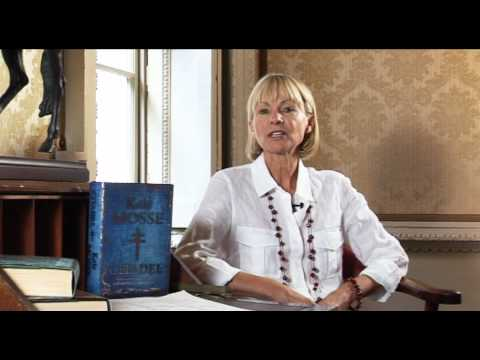 Kate Mosse discusses Citadel, myths and tasy