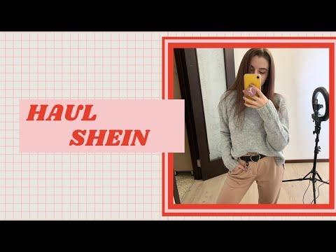 НОВАЯ ОДЕЖДА С САЙТА SHEIN