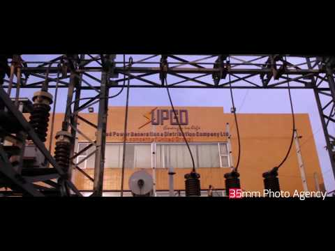 United Power Generation & Distribution (UPGD) Commercial || 35mm Photo Agency