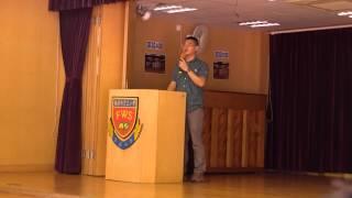 福榮街官立小學14-15年度  - 開學禮