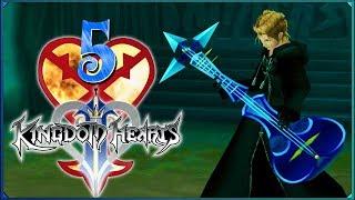 Zagrajmy w: Kingdom Hearts 2 #5 - Woda, która tańczy walczyka!