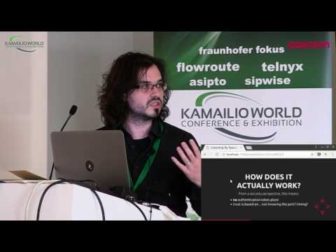 Kamailio World 2017: Listening By Speaking - Security Attacks On Media Servers And RTP Relays