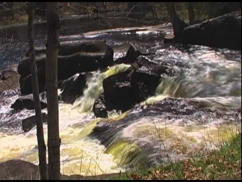 Strong Falls, Goodman Wisconsin - YouTube