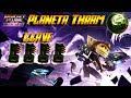 Ratchet & Clank: Nexus - Posiciones de las Llaves del Planeta Thram - 4 de 6