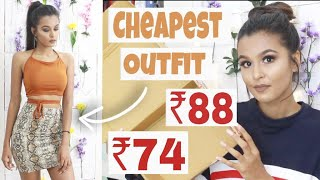 I Buy The Cheapest Items From Shein.com / Mridul Sharma