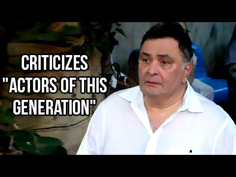 Thumbnail: Rishi Kapoor Gets ANGRY On Bollywood For Skipping Vinod Khanna's Funeral And Final Journey