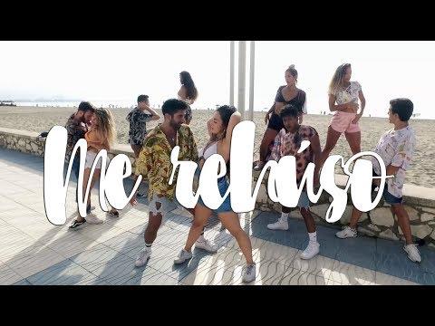 Me Rehuso - Danny Ocean ( Cover & Choreography) | Fran Coem