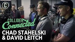 Chad Stahelski & David Leitch Talk John Wick, The Matrix, Speed Racer and More - Collider Connected