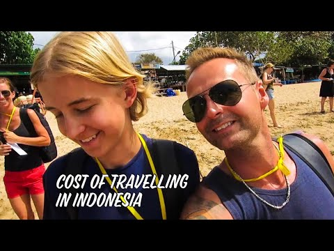 Cost of Travelling in Indonesia   VLOG 60