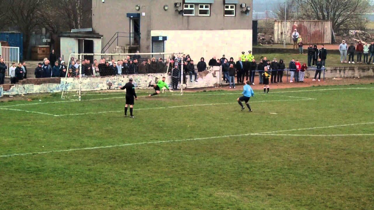 Goldenhill BC Vs Tower Hearts U21 Semi Final Penalty Shoot Out