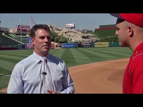 Angels Weekly: Mike Trout and Jim Edmonds talk all things baseball