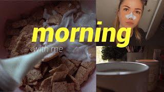 проведи утро со мной делаем завтрак уход читаем Фрейда