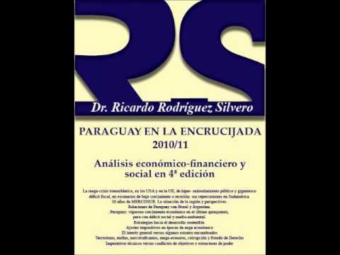 Ricardo Rodriguez Silvero: Censo Económico Nacional Paraguay - Radio Viva 24set12