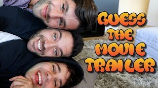 GUESS THE MOVIE TRAILER PART 2 with David Dobrik, Josh Peck, and Ugh It's Joe