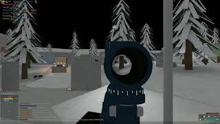 [Roblox PF] When 2000+ hrs of cod player grabs sniper