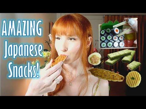 AMAZING Japanese sweets!