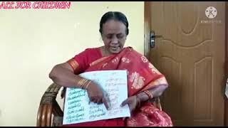 Dr. Gandhimary  கற்றுக் கொடுக்கும் ல, ழ, ள, ண, ந, ன, ர, ற முதலிய ஒலிகள் உச்சரிப்பு முறை.