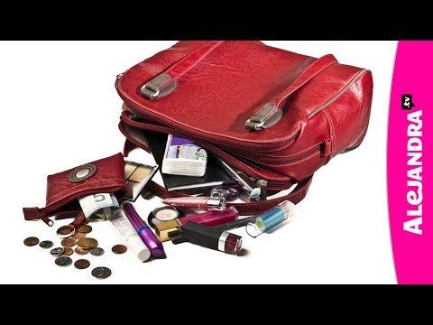 Purse / Handbag Clean-Out