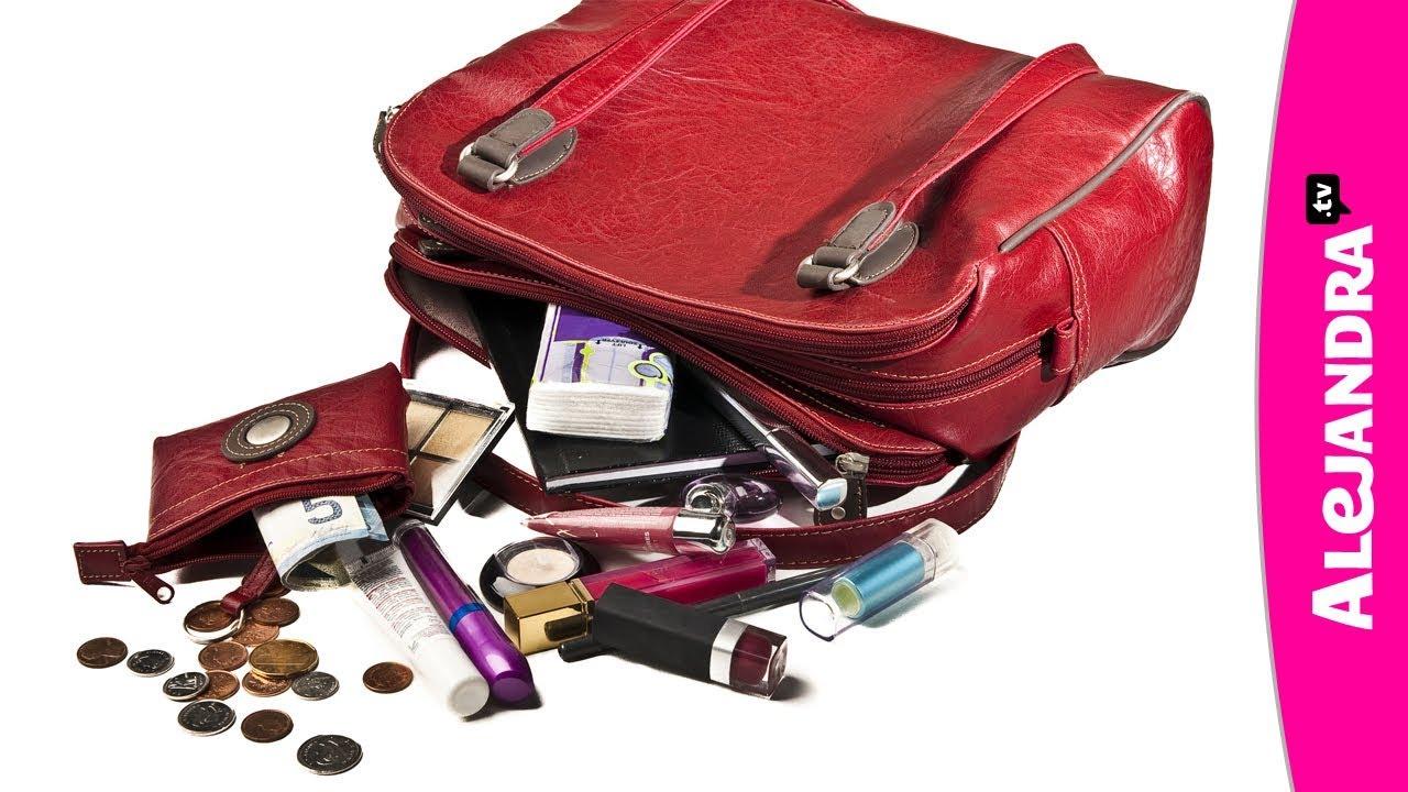 Download Purse / Handbag Clean-Out