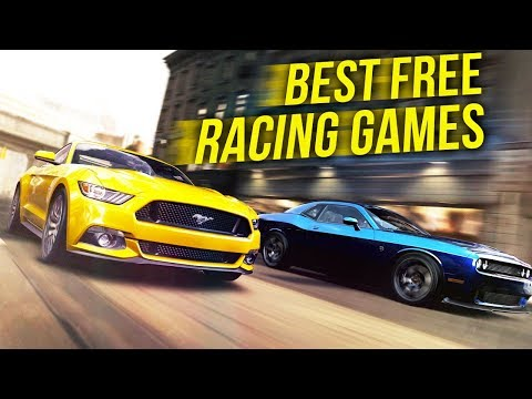 10 Best FREE Car Racing Games You Can Play Right Now