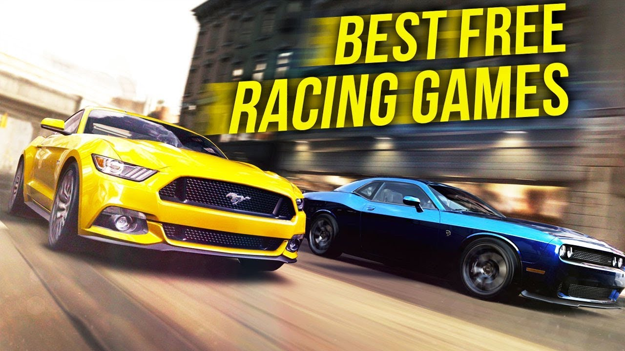 10 Best Free Car Racing Games You Can Play Right Now Youtube