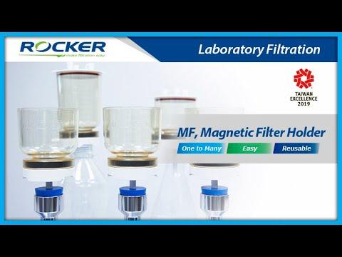 Rocker Make Filtration Easy - MF Magnetic filter holder