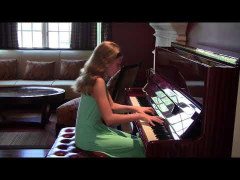 To the Spring, Opus 43, No 6 - E. Grieg - Natalie