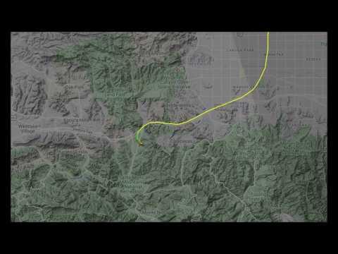 Radio traffic from Kobe Bryant's helicopter crash