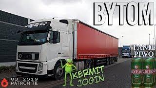 Bytom, Kermit jogin i tanie piwo   KrychuTIR™