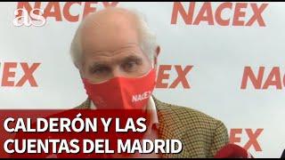 Ramón Calderón, a la carga: