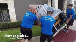 Move Logisitcs  Inc. Turn Key Movers offering Moving Packing Storage Relocation