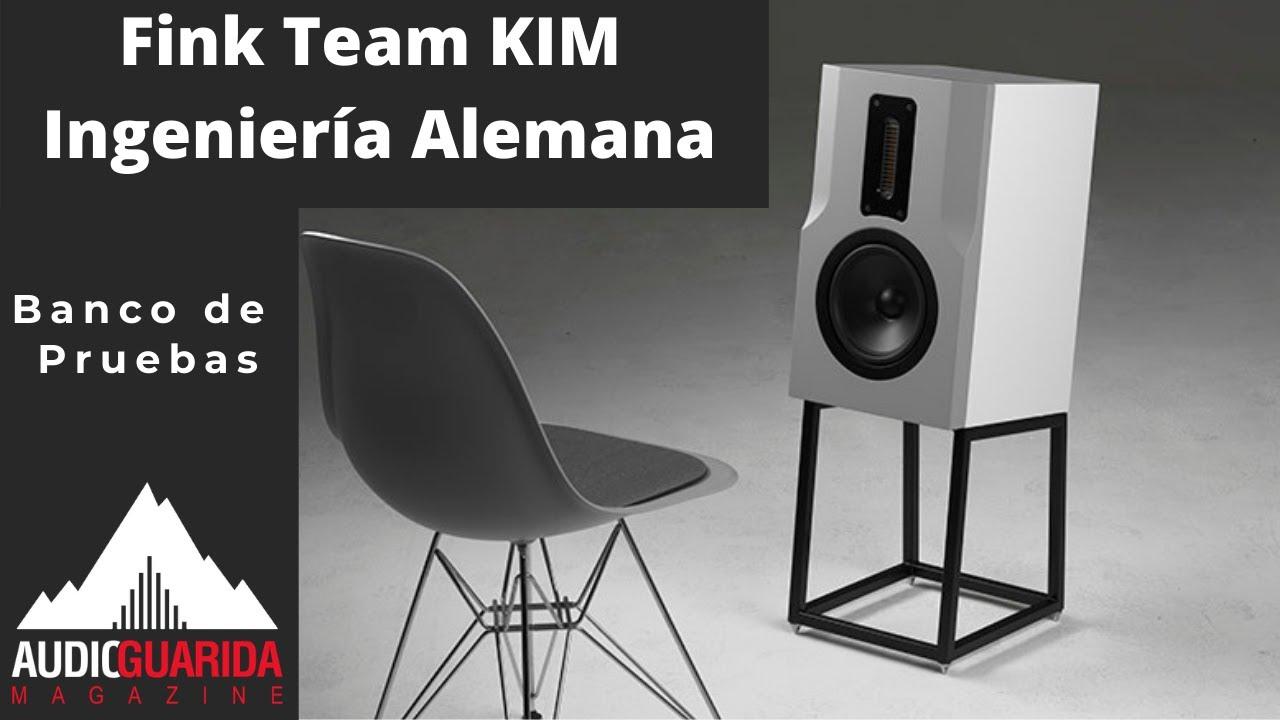 FinkTeam Kim - Spanish video review