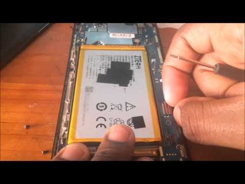 T-Mobile ZTE ZMAX Power Button replacement | Phone Repair | | Get Fixed