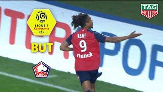 But Loïc REMY (12') / LOSC - Nîmes Olympique (2-2)  (LOSC-NIMES)/ 2019-20