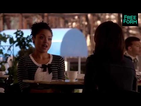 Chasing Life - 1x02, Clip: April Tells Beth Her Secret | Freeform