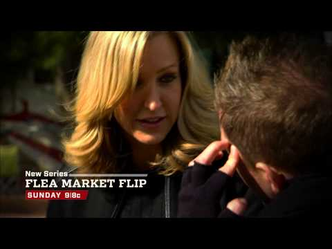 Flea Market Flip on Great American Country