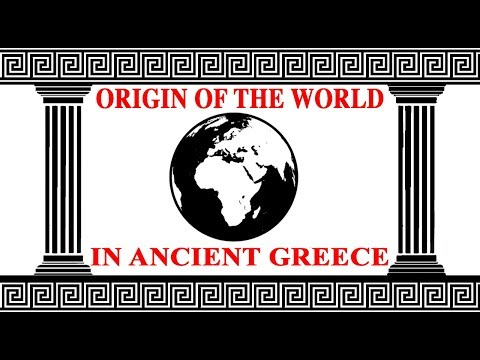 When Did The Ancient Greeks Think The World Began? - Greek Creation Story