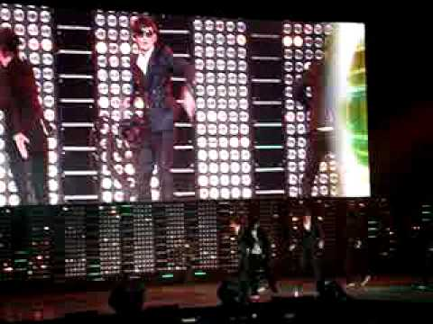 SMTOWN NEW YORK 2011 - Kangta - Breaka Shaka