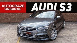 AUTOBAHN SPECIALE // AUDI S3 Rims - BBS CH-R Wheels (Brilliant Silver) | AutoCraze 2017