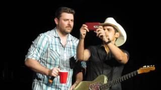 Chris Young & Brad Paisley- I'm Still A Guy Klipsch Center 7-30-16