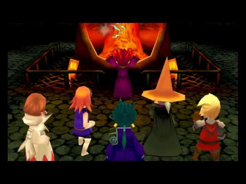Let's Play Final Fantasy 3, Part 11: Tower of Desch-tiny